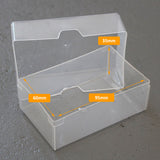 125 Business Card Box 2nds Internal Dimensions