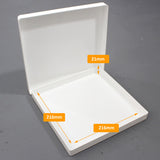 "PostProof 8""x 8"" Packaging Box Internal Dimensions"