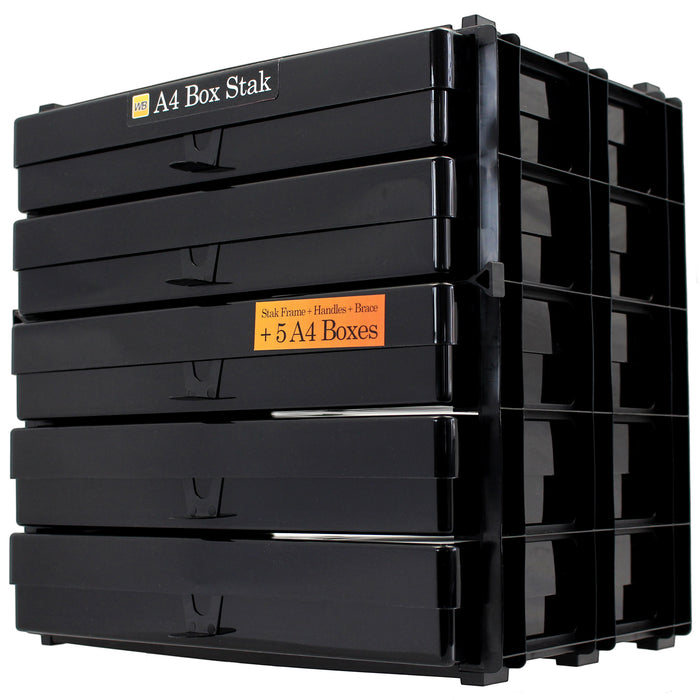A4 Box Stak Craft Storage Unit