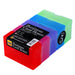 Weston Boxes 35mm Deep Business Card Box, Multi-Coloured
