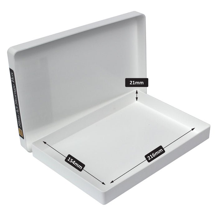WestonBoxes TOUGH | Slim A5 Packaging Boxes
