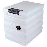 WestonBoxes TOUGH A4 Storage Boxes
