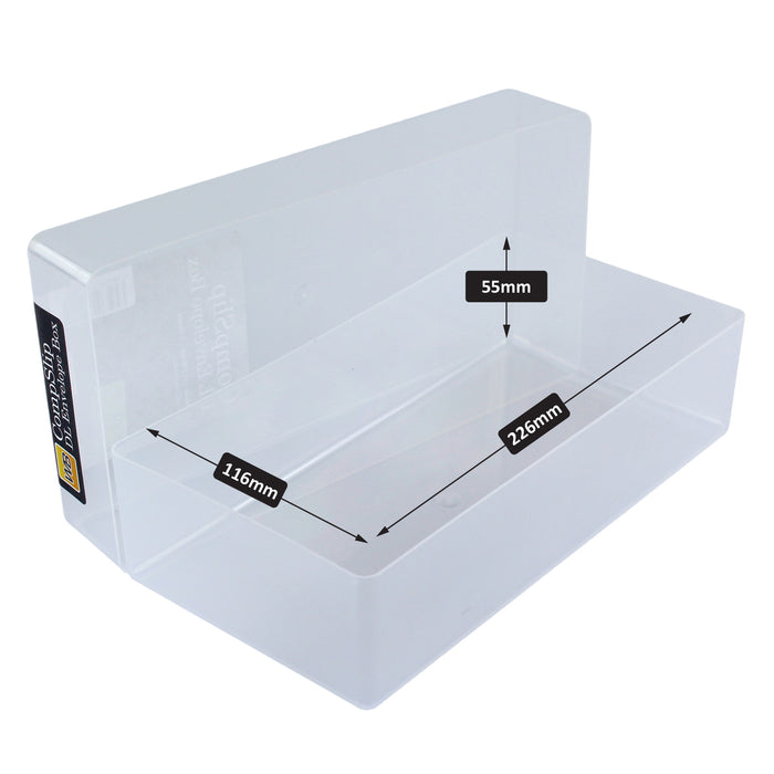 Compliment Slip / DL Storage Box (5-pack)