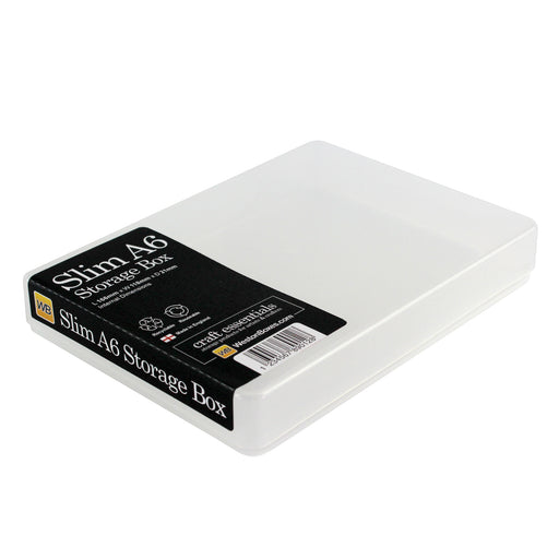 WestonBoxes Slim A6 Storage Box