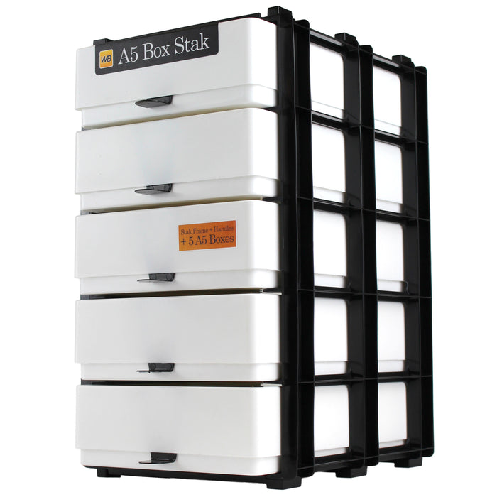 A5 Box Stak Craft Storage Unit