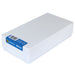 westonboxes ortho orthodontic dental cast box opaque white plastic storage box