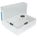 westonboxes ortho orthodontic dental cast medical box transparent plastic storage box