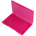 westonboxes pink plastic business card wallet