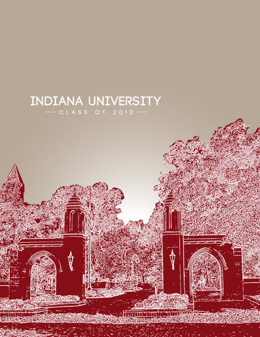 Indiana state university poster