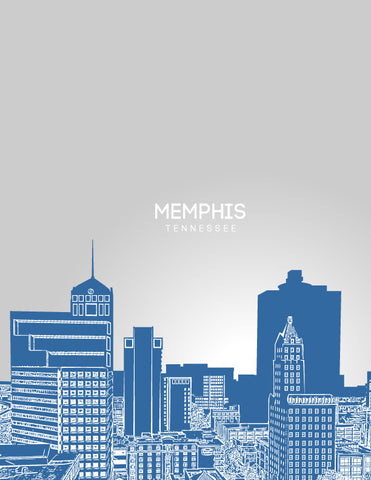 Memphis Posters and Prints