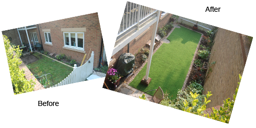 Grassify Artificial Grass London
