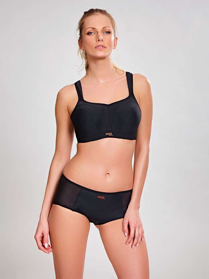 Panache Wired Sports Bra - Black