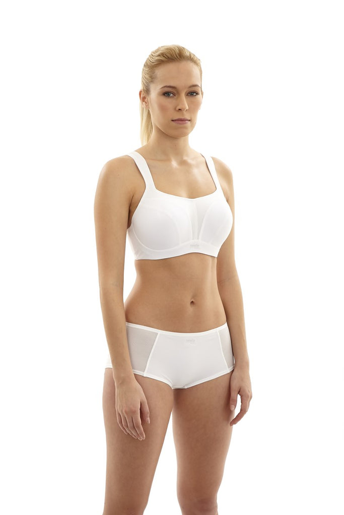 Panache Wired Sports Bra - White