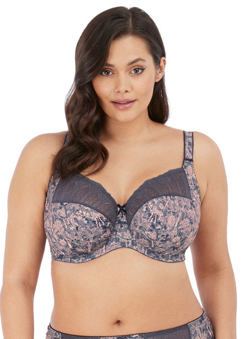 Elomi Mariella Side Support Bra- Hidden TIger