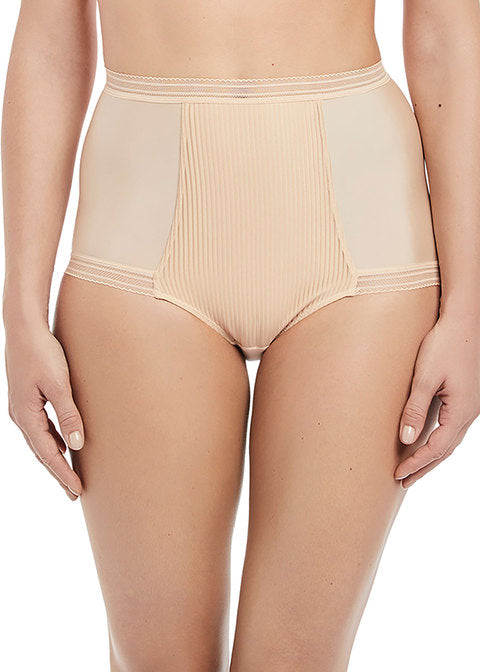 Fantasie Fusion High Waisted Brief - Nude