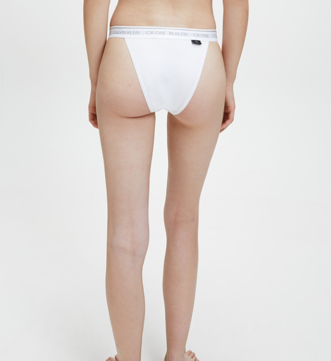 Calvin Klein CK One Brazilian High Leg Brief