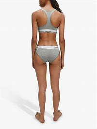 Calvin Klein Modern Cotton Bikini Brief- Grey Heather