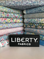 Liberty of London Fabrics, Flower Show spring collection