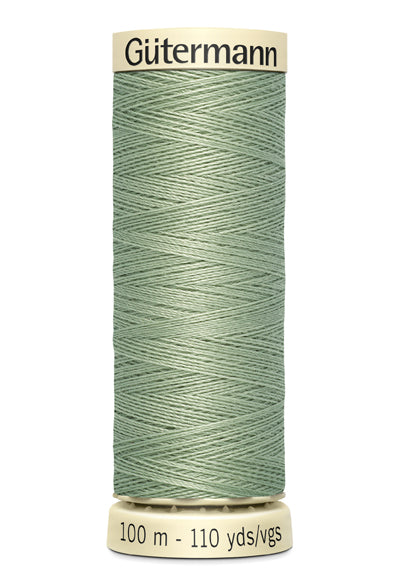 Gutermann Sewing Thread - Grey green 224