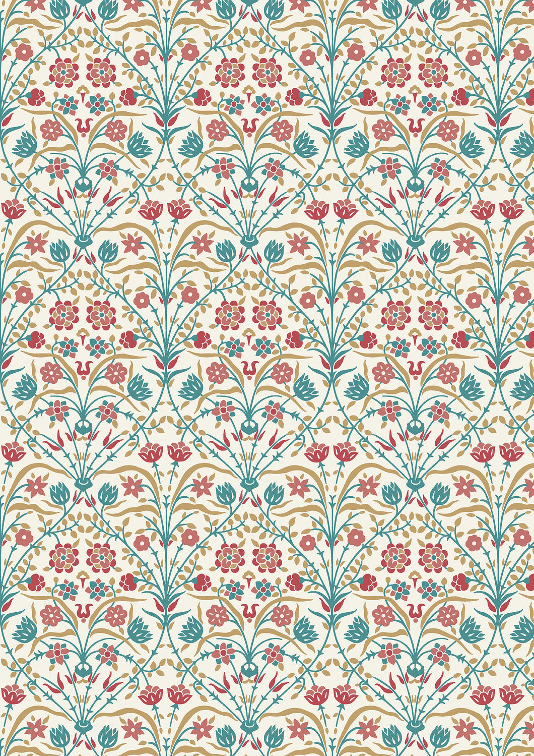 Liberty Of London Fabrics | The Winterbourne Collection | Bankart Fresco