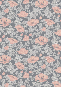Liberty Of London Fabrics | The Winterbourne Collection | Beatrice Poppy