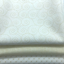 Load image into Gallery viewer, Red Rooster Basically Hugs Fabric Collection | Cream Cross Hatch 25045