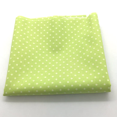Red Rooster Basically Hugs Fabric Collection | Green Dots 25042