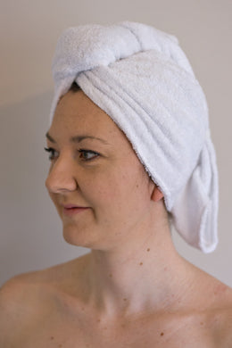 Hair Towelling Wraps