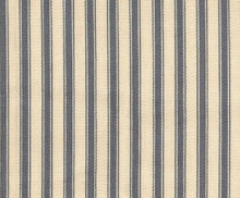 Load image into Gallery viewer, Ticking Fabric, grey stripes