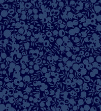 Load image into Gallery viewer, Midnight Ink | The Wiltshire Shadow Collection | Liberty of London Fabric