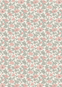 Liberty Of London Fabrics | The Winterbourne Collection | Nina Poppy