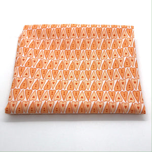P & B Basically Hugs Fabric Collection | Orange Hearts 24113