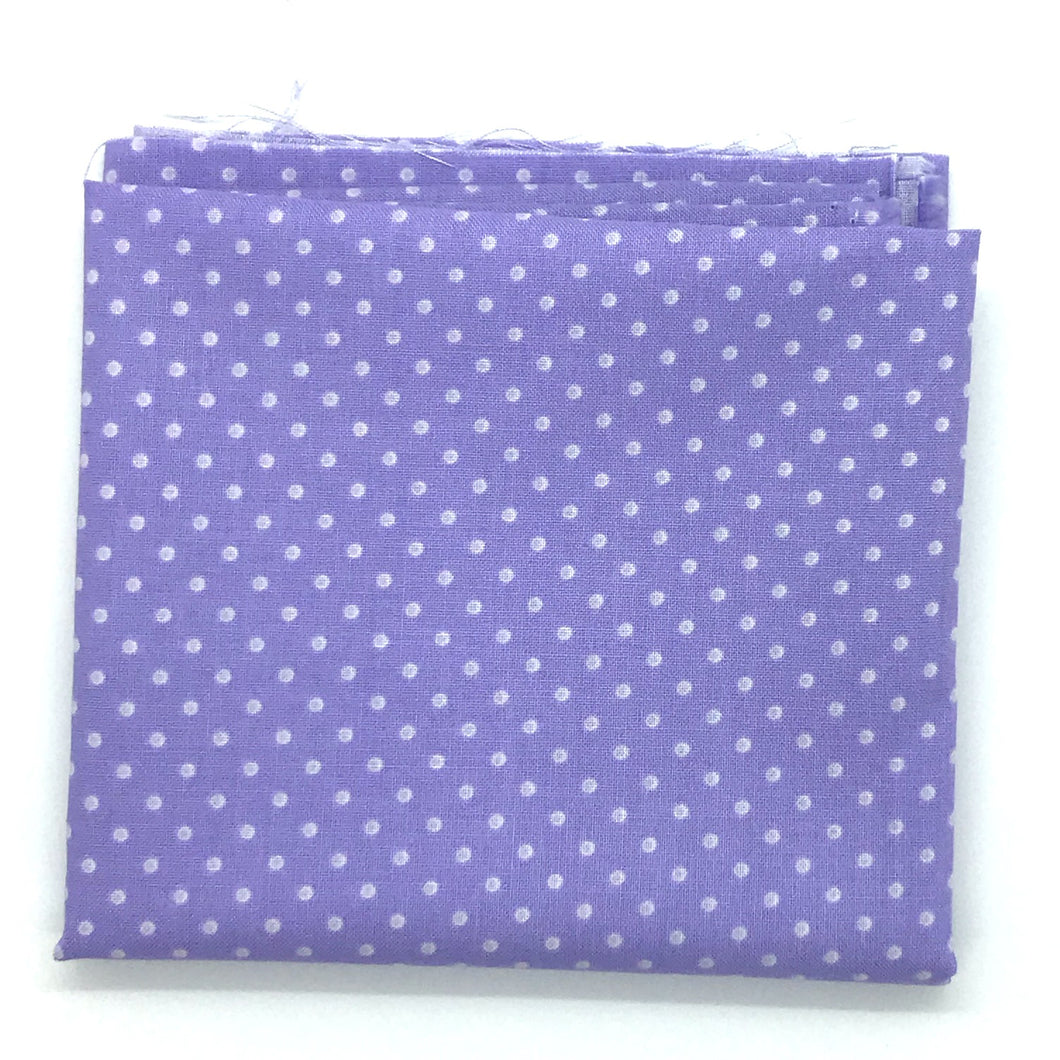 P & B Basically Hugs Fabric Collection | Purple Dots 25042