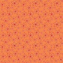 Load image into Gallery viewer, P & B Basically Hugs Fabric Collection | Orange Daisy 25043