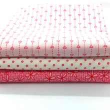 Load image into Gallery viewer, Red Rooster Basically Hugs Pink Collection Fat Quarter Bundle