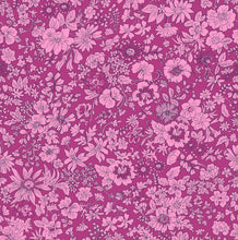 Load image into Gallery viewer, Liberty Of London Fabrics | Flower Show Summer | Emily Silhouette Flower Pink