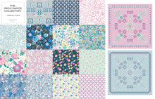 Load image into Gallery viewer, Lindy Silhouette Pink | The Deco Dance Collection | Liberty of London Fabrics