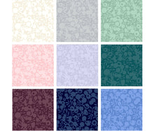 Load image into Gallery viewer, Ruby | The Wiltshire Shadow Collection | Liberty of London Fabric