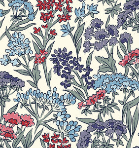 Liberty Of London Fabrics | Flower Show Winter | Yorkshire Meadow