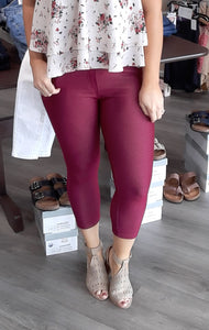 Capri Jeggings 3 Colors