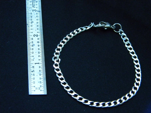 Sterling Silver 8 ½- Inch Anklet
