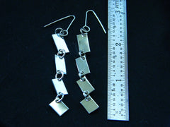 Athena Silversmith Handcrafted Sterling Silver Earrings