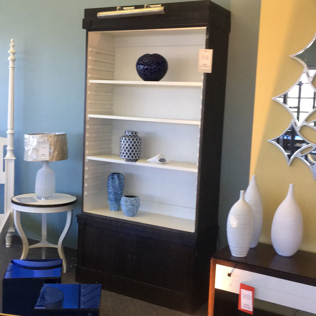Hickory Chair - Artisan Grand Cabinet - Retail Price $21,668 Luxe Console Tables/Cabinets