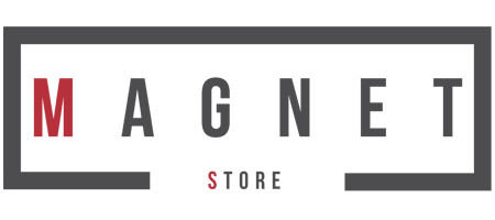 New look for Magnet Store website.