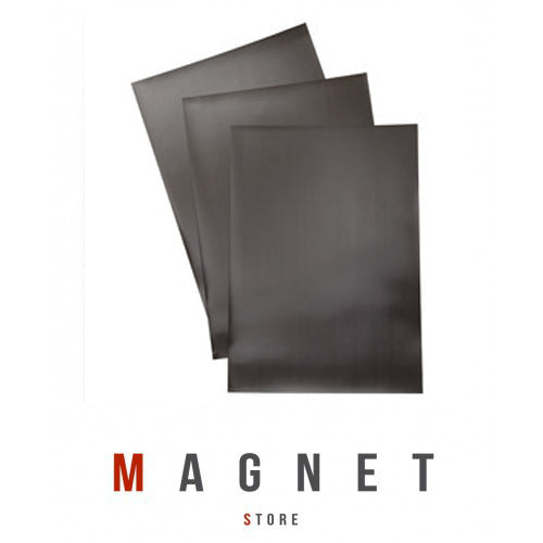 0.4x457x620mm Plain Sheet Flexible Magnetic Sheet