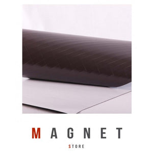 0.5x12x25mm PSA Sheet 840/Sheet Flexible Magnetic Tiles