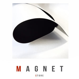 0.5x457mmx620mm PSA Flexible Magnetic Sheet
