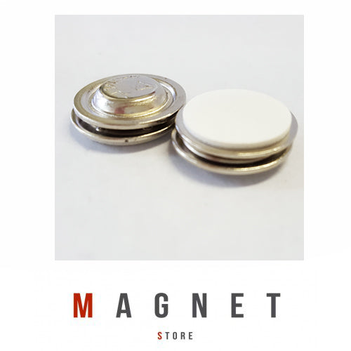 17.5x5mm Round Badge Magnet