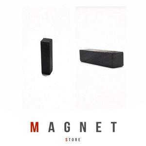 20x5x5mm Y30BH Uncoated Ferrite Block Magnet
