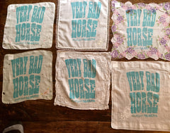 Tour Hankies - Fishtown Silk Screen